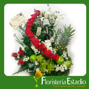 Flores floristeria estadio